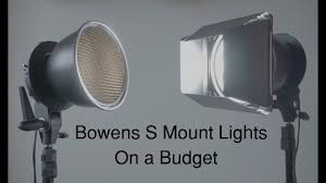 diy cheapest lighting with bowens mount accessories