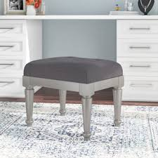 vanity stools you u0027ll love wayfair