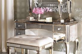 amazing bedroom vanity table and chair ideas wonderful vanity bench seat luxurious glass vanity table with drawer and candle holders and wall mounted mirror