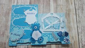 nv craft designs newborn quilled handmade card ooak side step