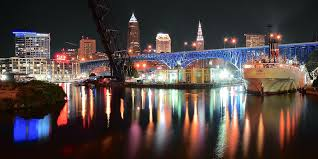 cleveland photographers cleveland skyline photographs america