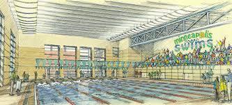 few pools little swim teaching in minneapolis an issue of