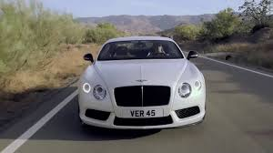 Bentley Continental Gt V8 S Coupe Promo Sport Cars Video Sport