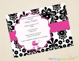 black baby shower invitations u2013 gangcraft net