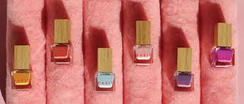 habit cosmetics vegan 9 toxin free myrrh strengthening nail polish