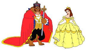 prince beast princess belle kingleonlionheart deviantart