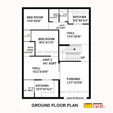 30 feet in meter house plan for 30 feet by 40 feet plot plot size 133 square yards