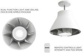 bladeless ceiling fan with light in ceiling fans airlight by quirky