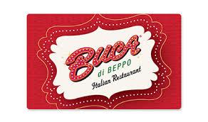 e gift cards restaurants buca di beppo gift cards from cashstar