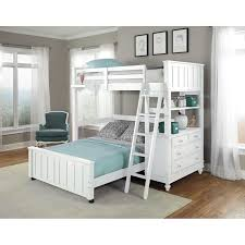 Lake House Twin Loft NE Kids - Ne kids bunk beds