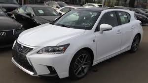 lexus wikipedia car 2015 lexus ct 200h hybrid f sport navigation package review youtube
