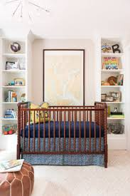 Modern Convertible Crib by Mid Century Jungle Nursery Jenny Lind Crib Jenny Lind And