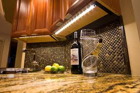ideas for cabinet lighting in kitchen sempria high end led kitchen task lighting for homes