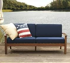outdoor sofas u0026 loveseats pottery barn