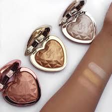 love light prismatic highlighter new too faced natural eyes palette love light highlighters