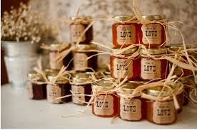 jam wedding favors 10 favors for a rustic wedding rustic wedding chic