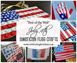 American Flag Pumpkin Carvings by American Flag Crafts For July 4th Celebrating Holidays