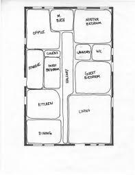 Floor Plan And Perspective Regina Anderson