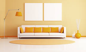 Bright Orange Paint by Living Room Yellow Paint Ideas To Bright Up Your Living Room