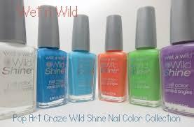 oh three oh four wet n wild pop art craze wild shine nail color