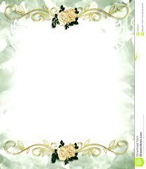 wedding invitation card design template invitation card blank format paso evolist co intended for wedding