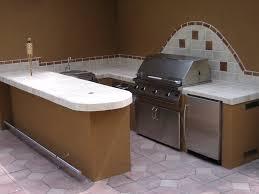 custom built in barbecue inspiration interior designs