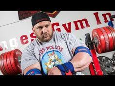 World Bench Press Record Holder Mark Bell U0027s Bigger Bench Workout Powerlifting Chest Workouts