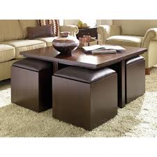 coffee table magnificent beige ottoman coffee table round