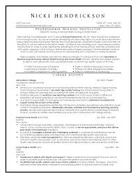rn med surg resume examples top resume samples executive format resumes by new york resume nursing resume sample