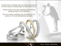 charles green wedding rings the most beautiful wedding rings charles green wedding rings