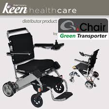 Motorized Chairs For Elderly Q Chair Electric Folding Wheelchair For Travel 275 Lb Cap Model