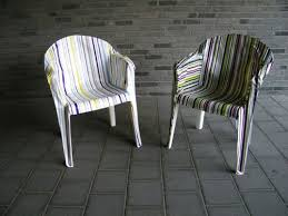 Plastic Patio Furniture Covers by Pimp Your Monobloc Plastic Patio Chairs Fabrics And Plastic