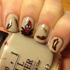 25 thanksgiving nail designs