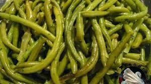 cuisiner haricots verts frais haricots verts poêlés à l ail et au persil recette par a prendre