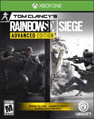 siege xbox one tom clancy s rainbow six siege advanced edition for xbox one gamestop