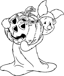 halloween color sheets coloring pages kids