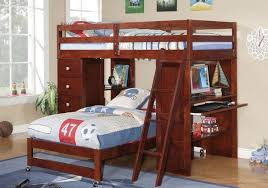 Modular Bunk Beds Jacob Bunk Bed With Desk Dresser And Bookcase