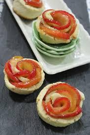 apple rose tart marmite et ponpon