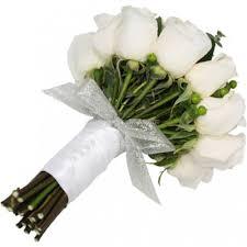 wedding flowers dubai buy online wedding bouquets dubai stem white roses bridal bouquet