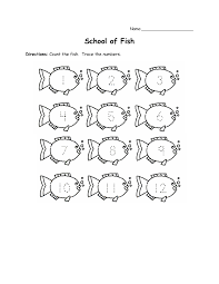 numbers 1 12 worksheets for preschool trace numbers 1 50