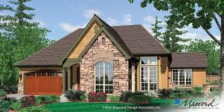 european cottage plans image for stuart european cottage plan with covered porch front