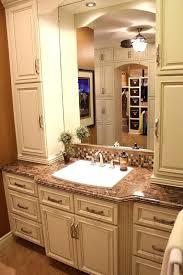 bathroom countertop storage ideas countertop storage cabinet storage cabinet hacks for living