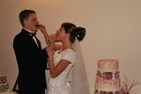 why do we see the same wedding foods the daily universe
