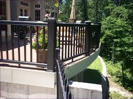 wood deck ideas full size of outdoor ideaswood porch railing