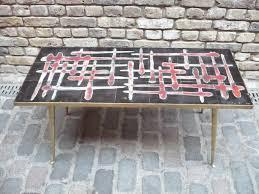 tile top coffee table planet bazaar vintage furniture camden