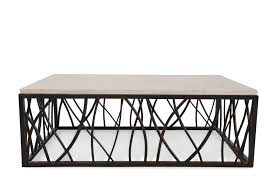 coffee table hooker furniture sorella rectangle cocktail table