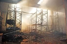 coop adriatica sede a fuoco magazzino centrale coop adriatica ingenti danni friuli