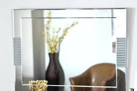Frameless Bathroom Mirror Large Large Frameless Bathroom Mirrors Juracka Info