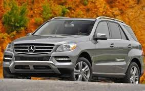 mercedes m suv used 2012 mercedes m class for sale pricing features