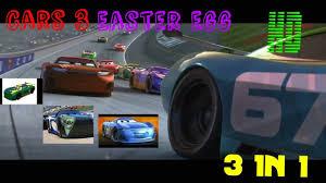 cars 3 easter egg youtube